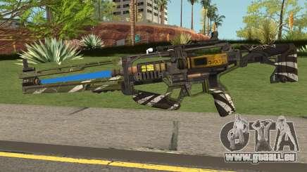 Call of Duty Advanced Warfare: AE4 Widowmaker pour GTA San Andreas