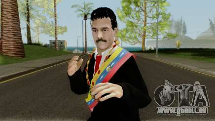Nicola Maduro pour GTA San Andreas