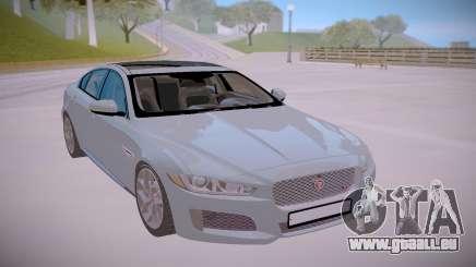 Jaguar XE-S für GTA San Andreas
