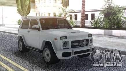 VAZ 2121 Tuning pour GTA San Andreas