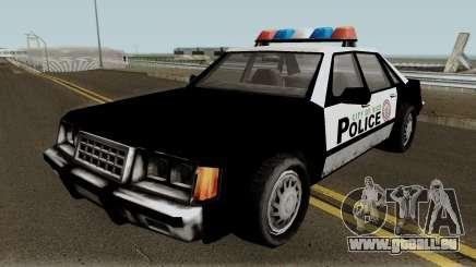 New Police VCPD für GTA San Andreas
