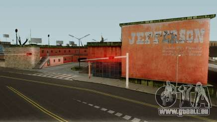 Jefferson Motel Retextured (MipMap) für GTA San Andreas