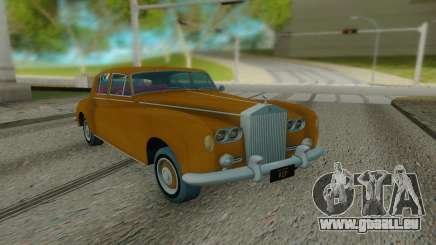 Rolls Royce Silver Cloud III VIP pour GTA San Andreas