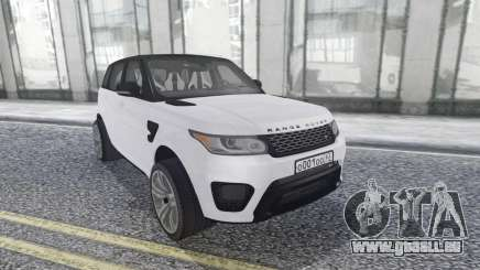 Land Rover Range Rover Sport SVR Stock für GTA San Andreas