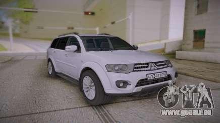 Mitsubishi Pajero Sport White pour GTA San Andreas