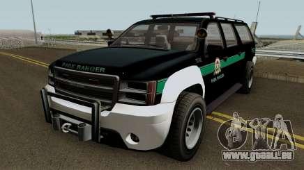 Park Ranger Granger GTA 5 pour GTA San Andreas