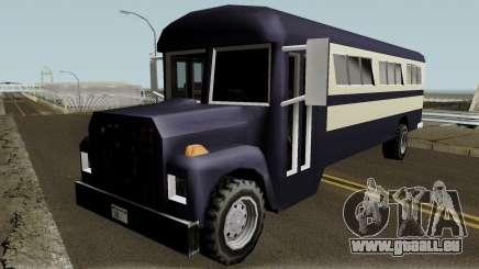New Bus pour GTA San Andreas