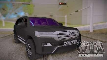 Toyota Land Cruiser 200 Tuning für GTA San Andreas