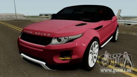Land Rover 2015 pour GTA San Andreas