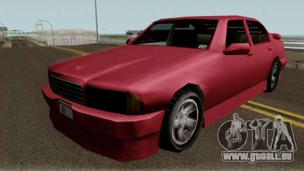 New Vincent für GTA San Andreas