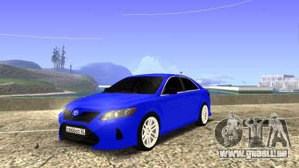 Toyota Camry Sedan pour GTA San Andreas