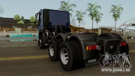 Iveco Trakker Cab Day 6x4 für GTA San Andreas