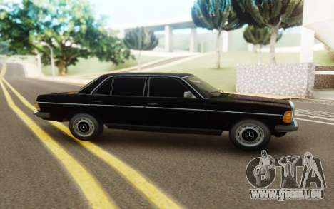 Mercedes-Benz 230 SL W 113 pour GTA San Andreas vue de droite