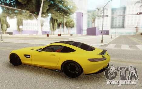 Brabus 700 pour GTA San Andreas