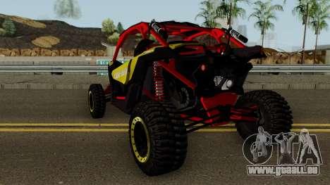 Can-Am Maverick X3 für GTA San Andreas