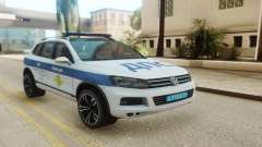 Volkswagen Touareg NF Russian Police pour GTA San Andreas