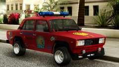 VAZ 2105 Flasher pour GTA San Andreas