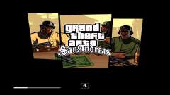 GTA V Style Loadscreens (San Andreas) pour GTA San Andreas