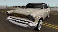 Chevrolet Bel Air Sports Coupe 1957 für GTA San Andreas