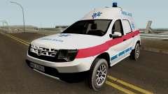 Dacia Duster Ambulanta 2018 pour GTA San Andreas