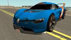 Renault Alpine A110-50 pour GTA San Andreas