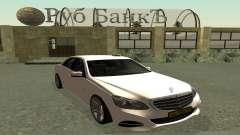 Mercedes-Benz E63 AMG 2013 Taxi für GTA San Andreas