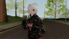 Luna Casual Style v2 für GTA San Andreas