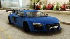 Audi R8 Carbon Spoiler pour GTA San Andreas