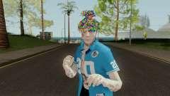Skin Random 100 (Outfit Tekashi 6ix9ine) pour GTA San Andreas