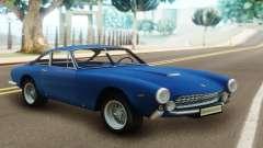 Ferrari 250 GT Berlinetta Lusso 1963 Coupe für GTA San Andreas