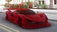 Apollo Intensa Emozione 2019 pour GTA San Andreas