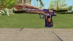 Desert Eagle From Zula für GTA San Andreas