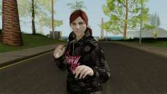 After Hours DLC Female pour GTA San Andreas