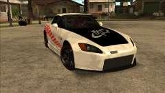 Honda S2000 AP1 für GTA San Andreas