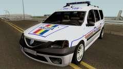 Dacia Logan MCV - Politia Romana 2004