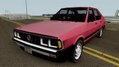 Volkswagen Passat Pointer LSE Iraque 1984 V2 pour GTA San Andreas