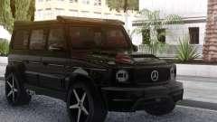 Mercedes-Benz G65 ONYX pour GTA San Andreas
