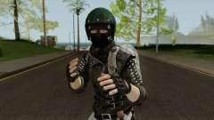 PUBGSkin 7 Female ByLucien pour GTA San Andreas