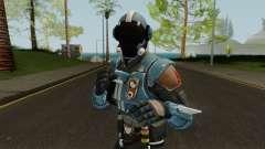 Fortnite Meteorman