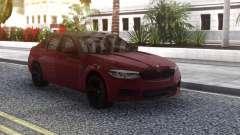 BMW M5 F90 Original pour GTA San Andreas