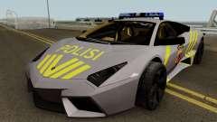 Lamborghini Reventon Polres Indonesia