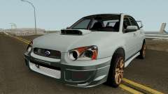 Subaru Impreza STI 2008 pour GTA San Andreas