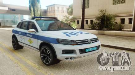 Volkswagen Touareg NF Russian Police für GTA San Andreas