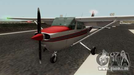 Cessna 172 Skyhawk (Updated) für GTA San Andreas