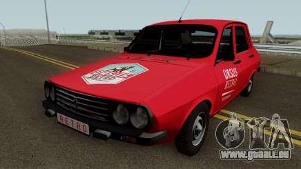 Dacia 1310 TX Ursus Retro 1984 für GTA San Andreas