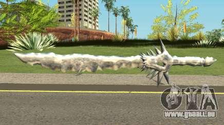 Sub-Zero Sword pour GTA San Andreas