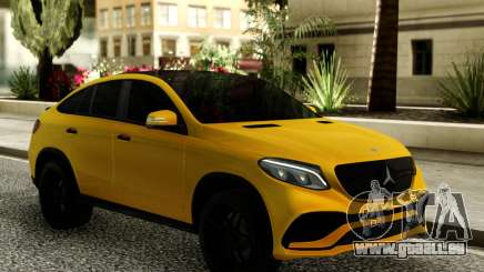 Mercedes-Benz GLE 63 PP Performance pour GTA San Andreas