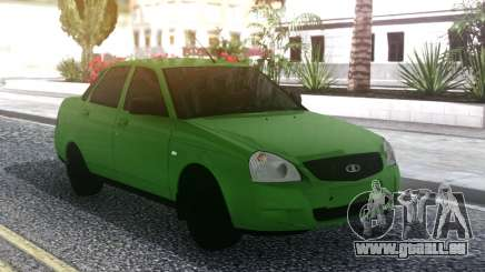 Lada Priora Green für GTA San Andreas