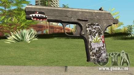 Desert Eagle DrugWar für GTA San Andreas