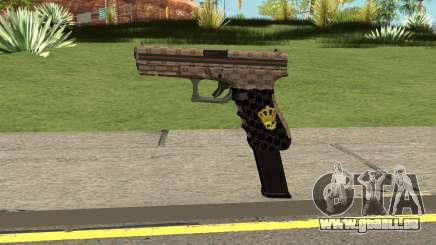 Desert Eagle Gucci für GTA San Andreas